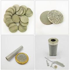 60 mesh Hookah Filters stainless steel crystal glass screen pipe filters