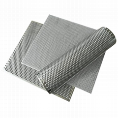 High Precision Micron Stainless Steel Wire Mesh Disc Sintered Filter Mesh