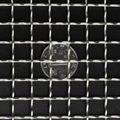 316 Stainless Steel Woven Crimped Sand