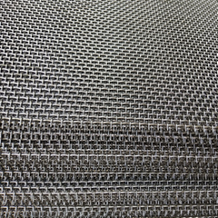 Stainless Steel Vibrating Screen Netting /crimped Wire Mesh/crusher