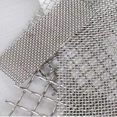 Top quality cheap price iron wire/crimped wire mesh made in china