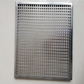 Large supply perforated metal sheet for fencing,such as 6mm stainless