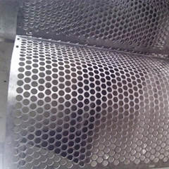 Perforated Metal Wire Mesh Sheet For Ceiling Decoration