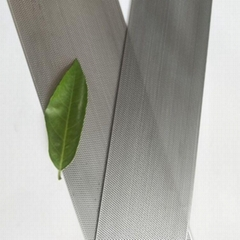 Hexagonal perforated metal sheet / perforated metal mesh plate / perforated shee