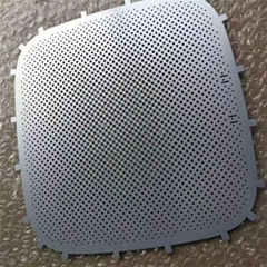high quality metal perforated metal sheet speaker grill