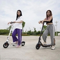 8.5 Inch Tire Motor 350w 2 Wheel Folding Foldable Adults Electric Scooter