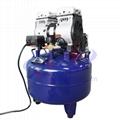 28L 32L Super Sound-off Oil Free Air Compressor