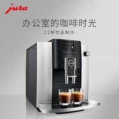 jura/優瑞E6全自動咖啡機