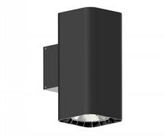 2x24W Outdoor Wall Light IP65