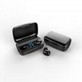 1200mAh charging case TWS Earbuds /TWS Earbud suport Power Bank