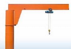 BXQ型定柱悬臂起重机起重量0.5t-5t
