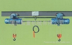 QBH型32t+32t雙吊點電動葫蘆