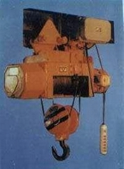 HD型低矮式电动葫芦