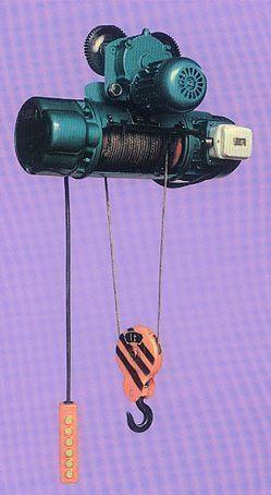 CD型0.5t-20t電動葫蘆 1