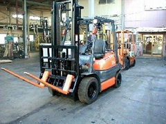 USED & NEW FORKLIFT TRUCK