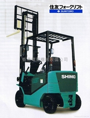 SUMITOMO BATTERY FORKLIFT