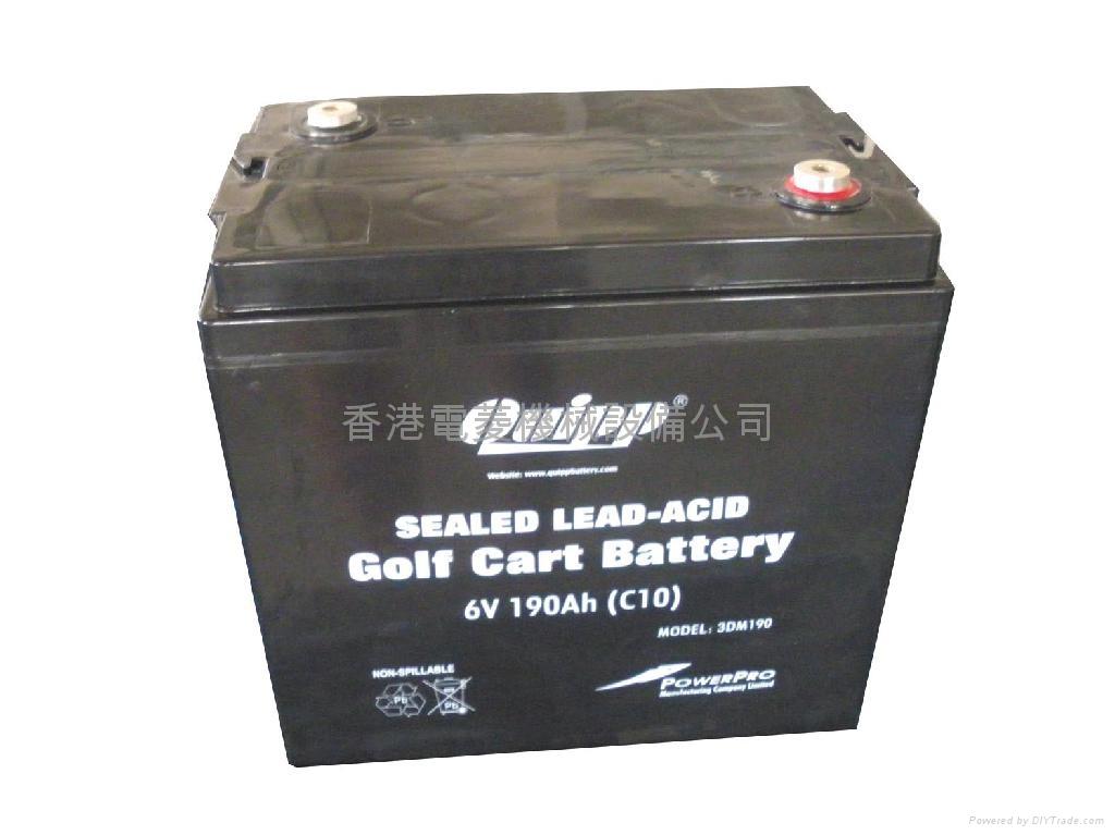 牽引車及叉車電池(電瓶) TRACTION BATTERY 4