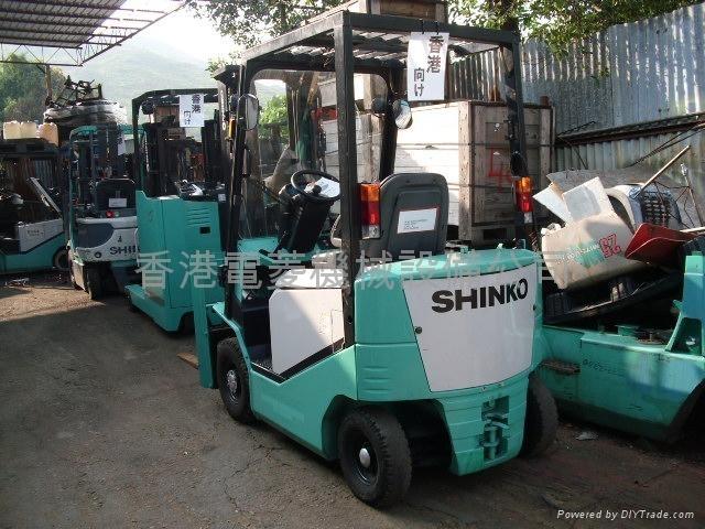 神鋼 SHINKO 1.5噸 3節 4.7米排架