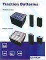 牽引車及叉車電池(電瓶) TRACTION BATTERY 1
