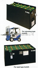 KOBE,HITACHI  TRACTION BATTERY(JAPAN)