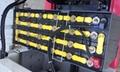 工業電池及充電機