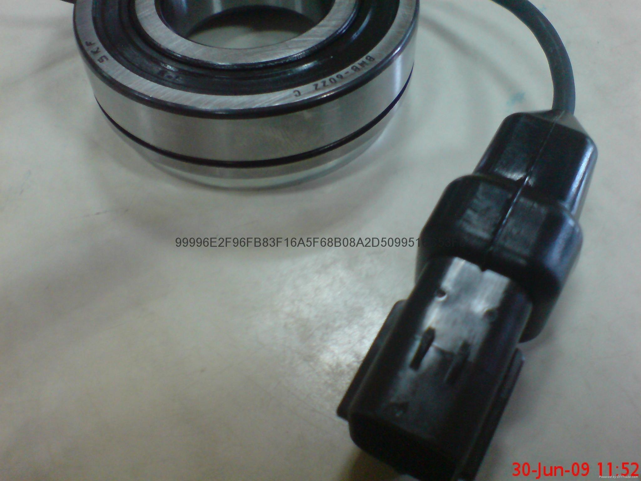 馬達軸承感應器