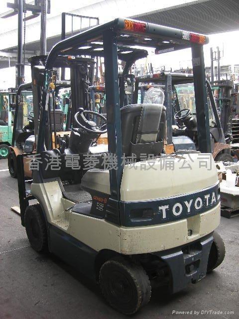 豐田 7FB15 電動鏟車