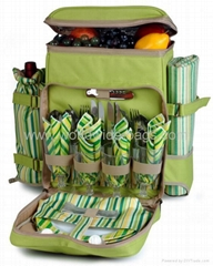 WW04-0106 picnic barckpack for 4 persons (Hot Product - 2*)