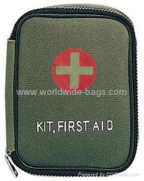 WW01-0073 Military First Aid Kits