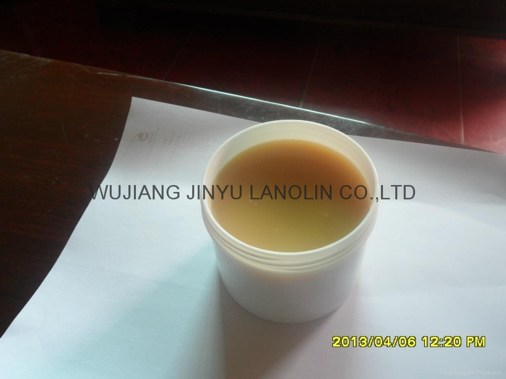Lanolin Anhydrous Cosmetic USP23 1