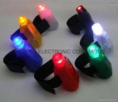 LED finger lamp