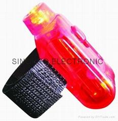 flashing LED finger light finger lamp