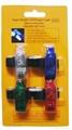 Binking LED finger lamp (4 pack)