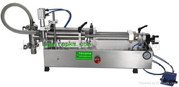 自吸式液体灌装机 1