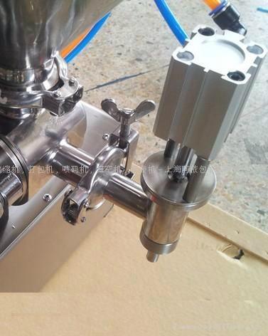 自吸式液体灌装机 3
