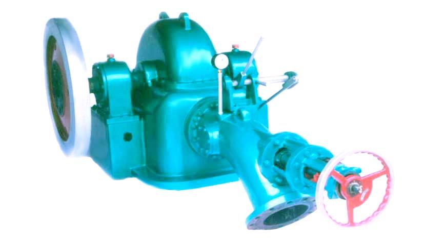 水轮机 1
