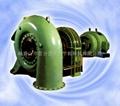 混流式水轮发电机组