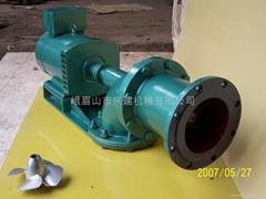 微型水轮机