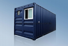 CONTAINER HOUSE - 40'