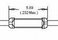 5.89mm扁平干簧管UM2S 1