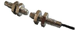 不鏽鋼螺紋安裝干簧開關 3