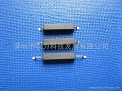 Mould reed switch