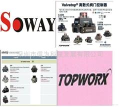 Topworx 隔爆阀门反馈器产品性能及选型