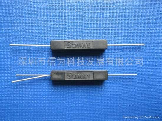 PCB插脚式干簧管 3