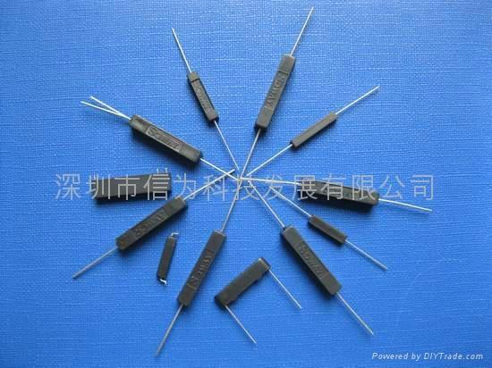 PCB插脚式干簧管 5