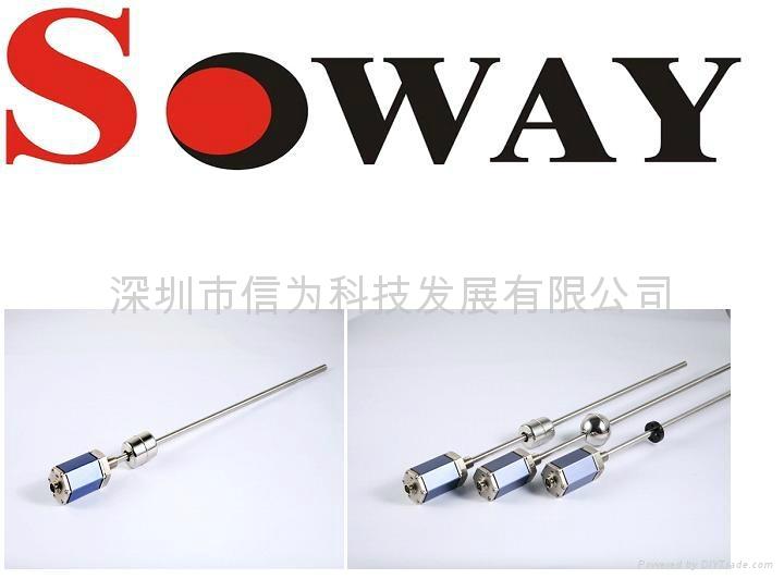 磁致伸縮位移傳感器工作原理及應用 廠家報價  1