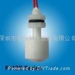 P.P垂直安装型塑料浮球液位传感器 5