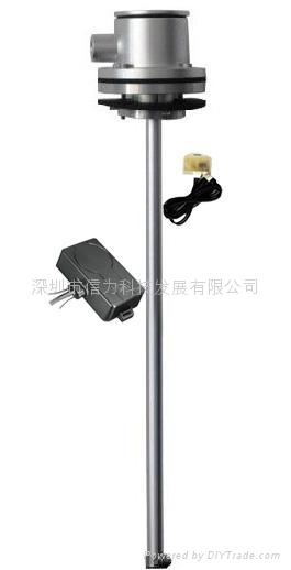 高精度电容式油量传感器 3