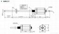 磁致伸縮位移傳感器/電流型/電壓型/數字型 3