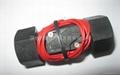 即热式电热水器专用四分接口磁性水流开关 塑料流量开关W131 4
